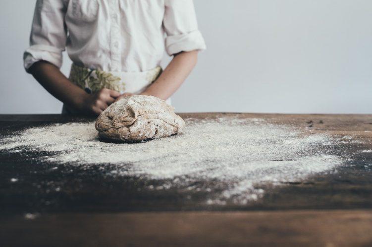 パン屋さんの写真