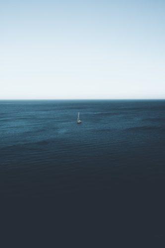 小舟の写真