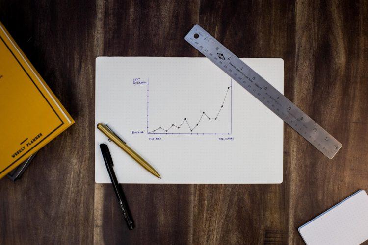 グラフで分析する写真