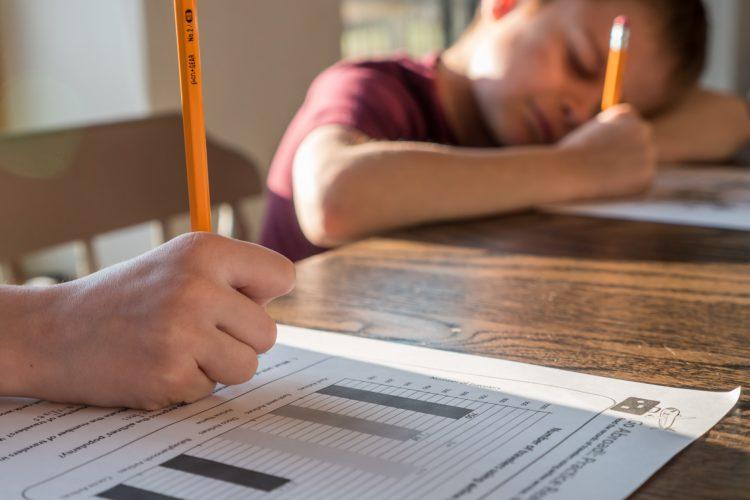 勉強しんどい子
