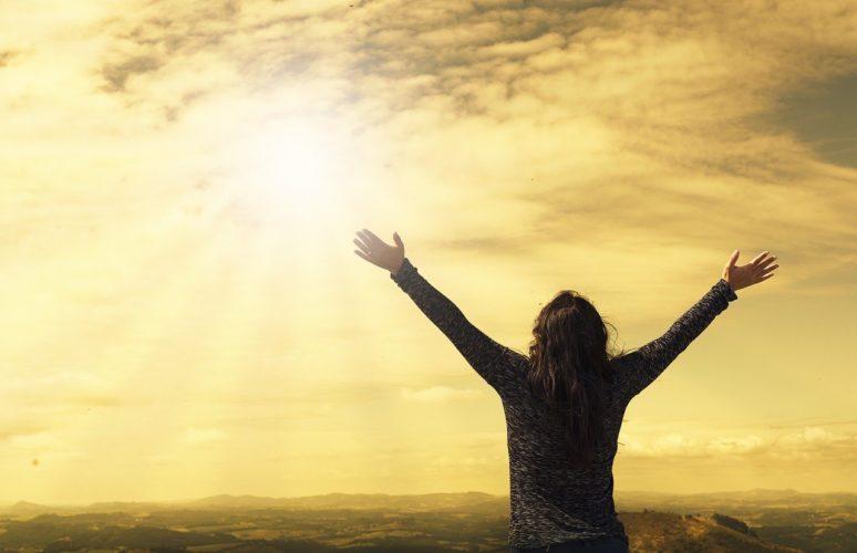 太陽に万歳