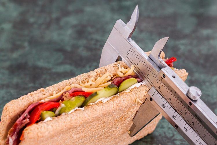 サンドを測る